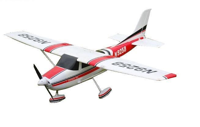 RC lietadlo Sonic-Modell: Cessna 182 SkyLane V1 2.4GHz RTF (140cm, brushless motor)