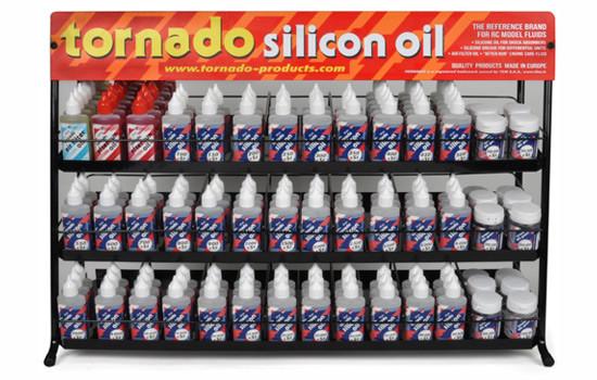 Kompletný sortiment silikónových olejov pre tlmiče TOR / 17000