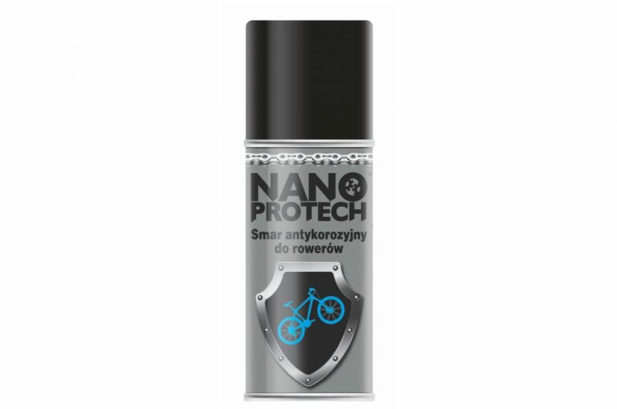 NANOPROTECH - antikorózne mazivo pre bicykle - reťaz a reťazové kolesá