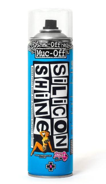 Silikónový čistič na kovy MUC-OFF Silicon Shine