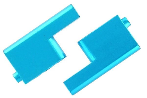 HSP Hliníkový držiak servopohonu - 28403