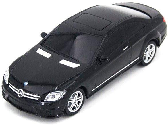 RC auto na diaľkové ovládanie Rastar Mercedes-Benz CL63 AMG 1:24 RTR čierne