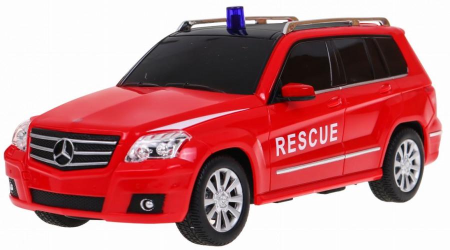 RC auto na diaľkové ovládanie Rastar Mercedes-Benz Antos + sanitka