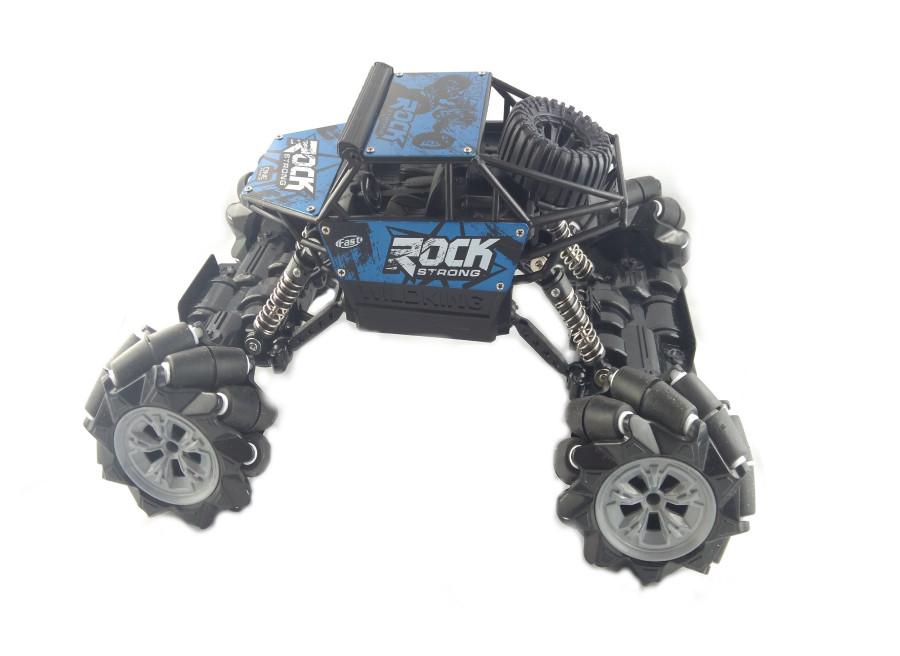 RC Auto Drift Climber 4WD 1:18 2.4Ghz RTR - modré