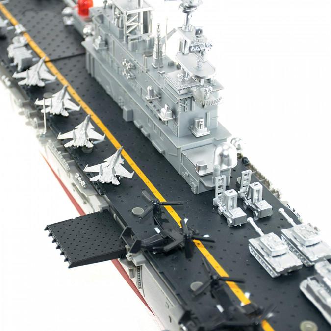 HT: Lietadlová loď na ovládanie USS Wasp 1: 350 2,4 GHz