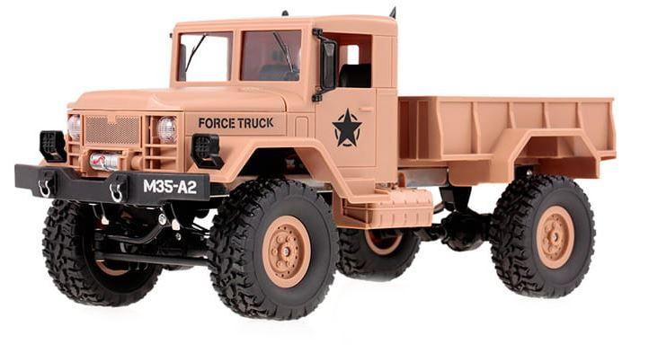 JJRC B-24 RC Vojenský nákladný automobil na ovládanie 2,4 GHz