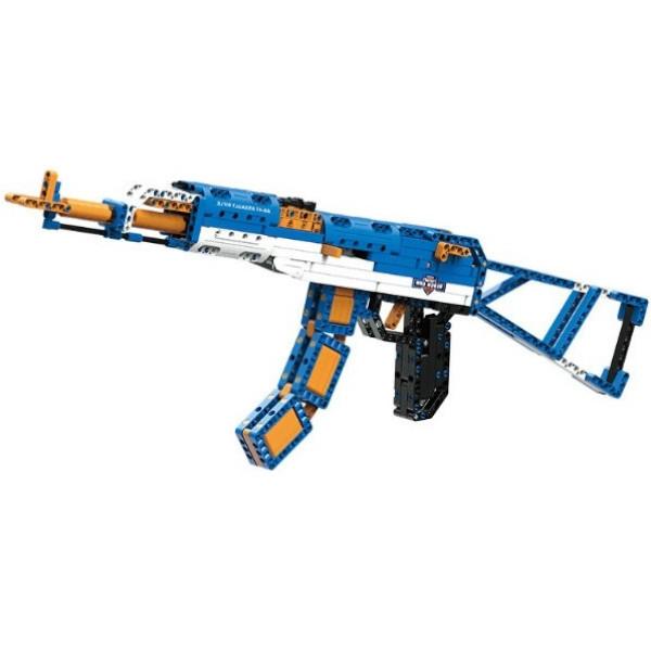 Double Eagle Automatická puška Kalashnikov AK-47 - stavebnica DE (C81001W)