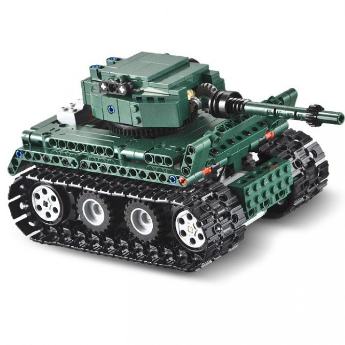 Double Eagle Tank - STAVEBNICA NA DIAĽKOVÉ OVLÁDANÉ DE (C51018W)