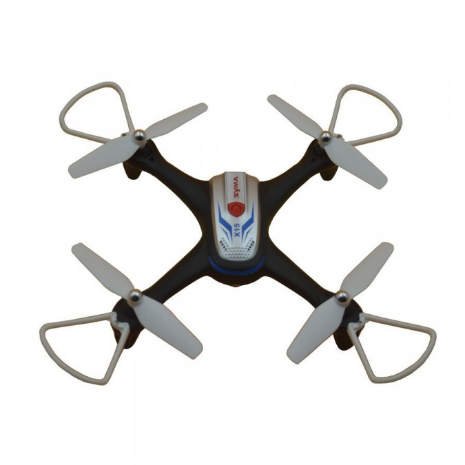 Rc dron na ovládanie Syma X15A 2,4 GHz - čierna