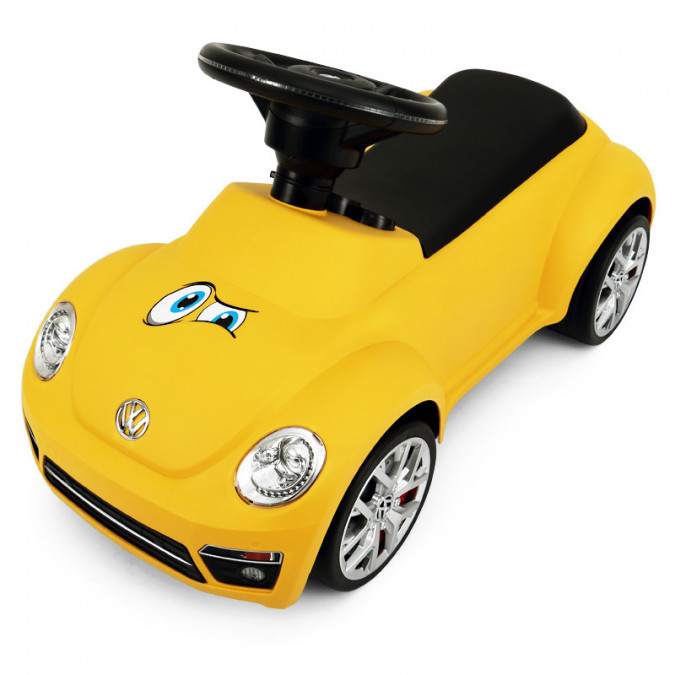 Rastar auto pre deti Volkswagen Beetle - žltý