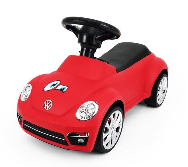 Rastar auto pre deti Volkswagen Beetle - červený