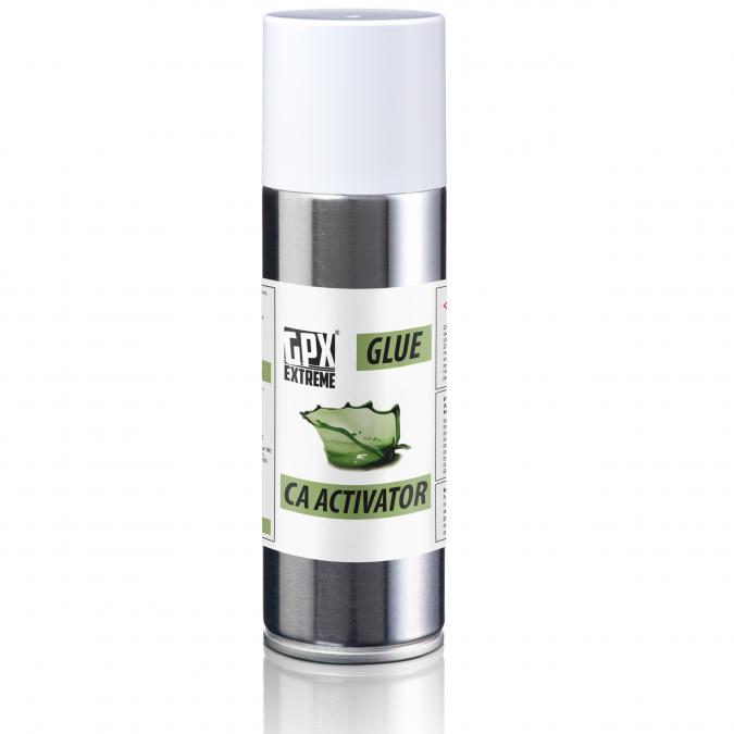 GPX Extreme: urýchľovač pre lepidlá CA, 200 ml