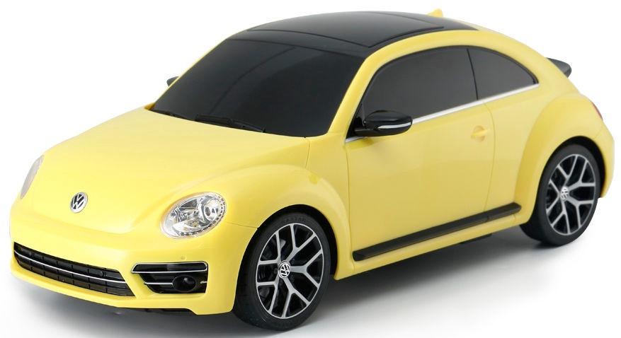 RC auto Volkswagen Beetle Rastar 1:14 RTR žltý