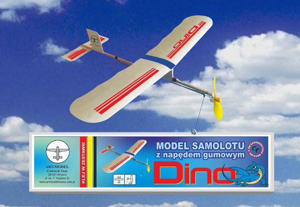 Hádzadlo HM: lietadlo DINO