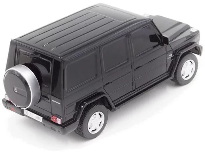RC auto na ovládanie Rastar Mercedes-Benz G55 1:24 RTR - čierný
