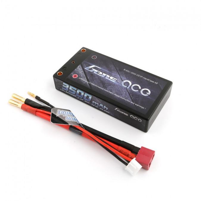 Batéria  3500mAh 7.4V 60C HardCase Gens Ace