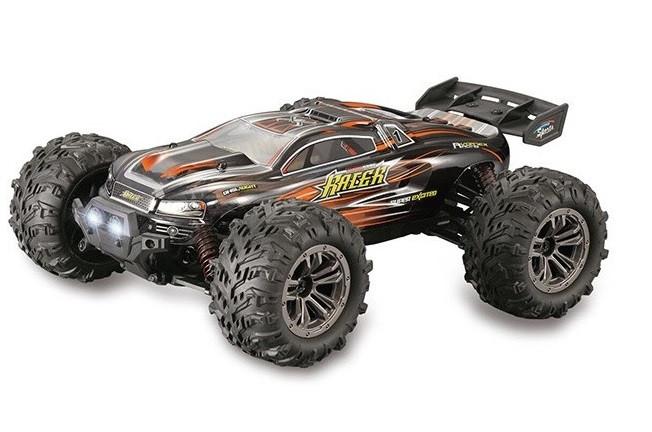Truggy Racer 4WD 1:16 2.4GHz RTR - pomarančocy