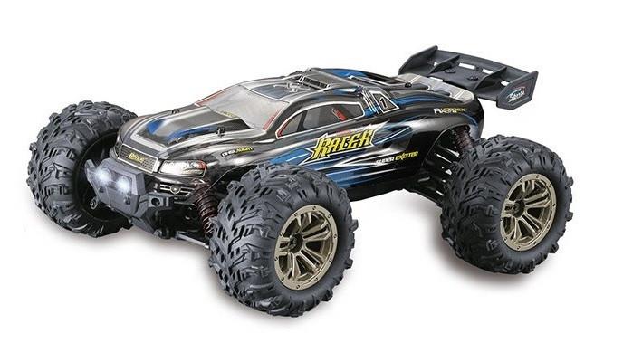 RC auto na ovládanie XLH Truggy Racer 4WD 1:16 2.4GHz RTR - modré