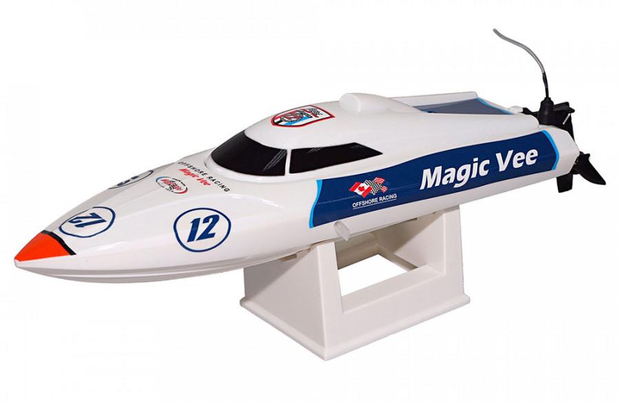 Joysway: čln na ovládanie Magic VEE V5 2CH 2.4GHz RTR