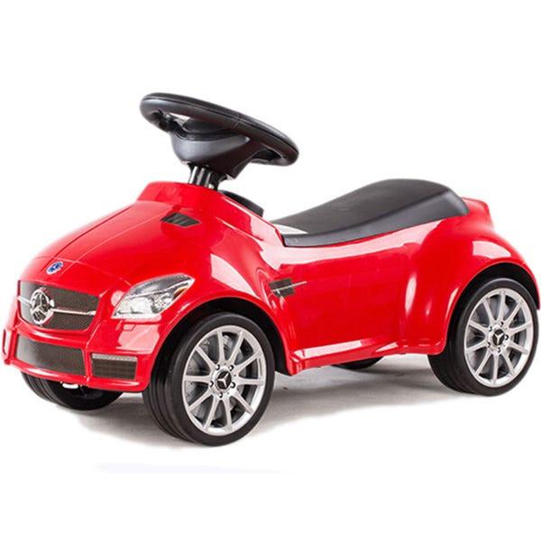 Odrážadlo auto pre deti Mercedes-Benz SLK55 - Rastar červené