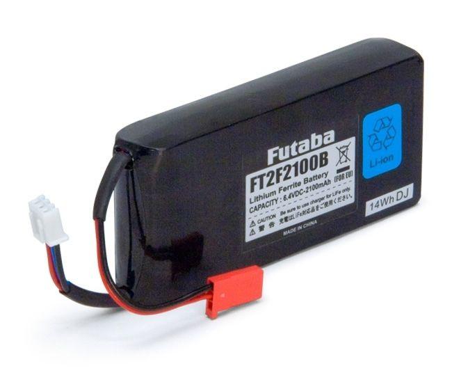 Batéria Futaba 2100mAh 6.6V Li-Fe
