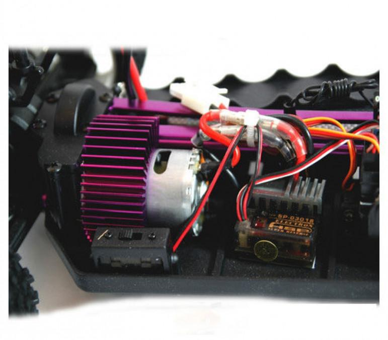 Himoto ZMOTOZ3 Buggy 1:10 2.4GHz RTR (HSP XSTR) - 106MA3
