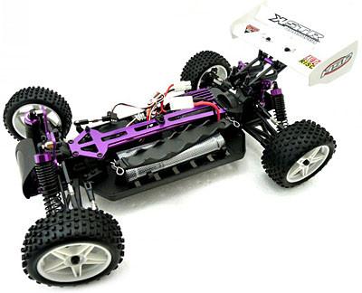 Himoto ZMOTOZ3 Buggy 1:10 2.4GHz RTR (HSP XSTR) - 10712