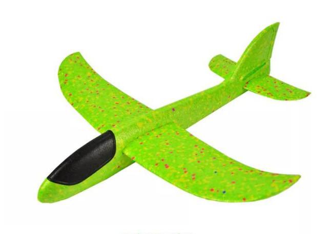 GPX Extreme: Klzák s dvoma režimami lietania (rozpätie 480 mm) - zelený