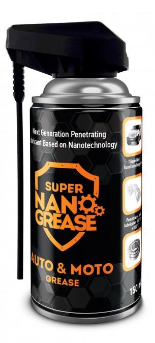 Nanoprotech Nová generácia penetračného maziva - 150 ml - 501154