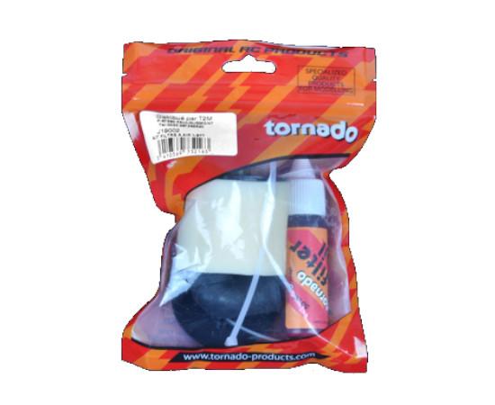 Tornado: Vzduchový filter + vzduchový filtračný olej 50 ml