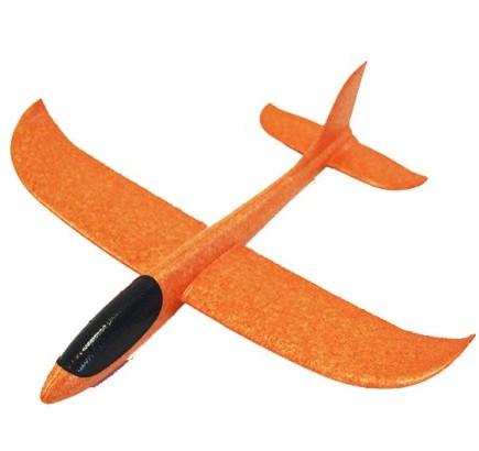 GPX Extreme: Klzák s dvoma režimami lietania (rozpätie 480 mm) - oranžový