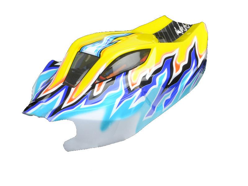 VRX Racing: Karoséria pre VRX / RH816 - R0228 - žltá