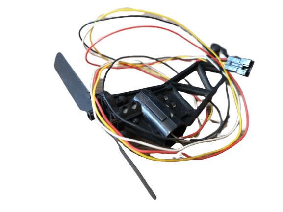 ŚmG. T. Model: Zadná vrtuľa s osvetlením - QS8006-009