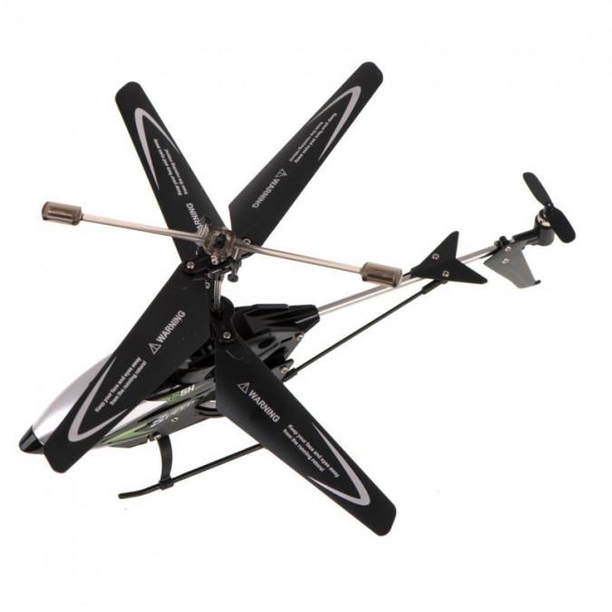 RC vrtuľník Syma S5H Speed  - čierný