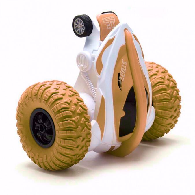 RC hračka Fish Stunt 2,4 GHz, smartwatch inteligentné hodinky - oranžová