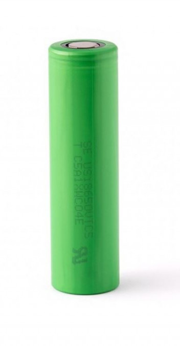 Batéria jeden članok 18650 2600 mAh 3,6 V 30 A Li-Ion Sony