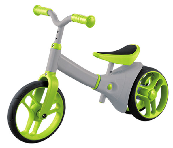 Odrážadlo YKS: Konig Learner Bike - zelené