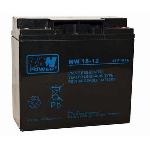 Gelova batéria MN POWER 12V 18Ah bezúdržbova