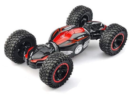 RC Auto na ovládanie NQD: Twist 1:14 2.4GHz červené