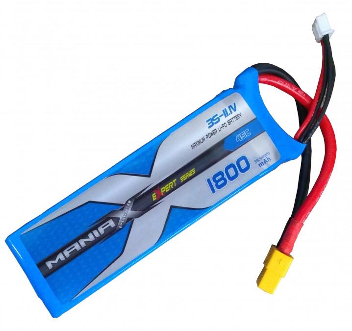 Batéria LI-PO 1800mAh 11.1V 45C eXpert ManiaX
