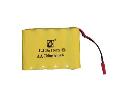 Náhradná batéria 700mAh 6V Ni-Cd JST