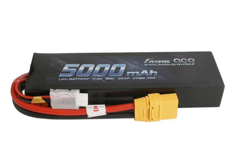 Batéria LIPO 5000mAh 7.4V 50C Gens Ace