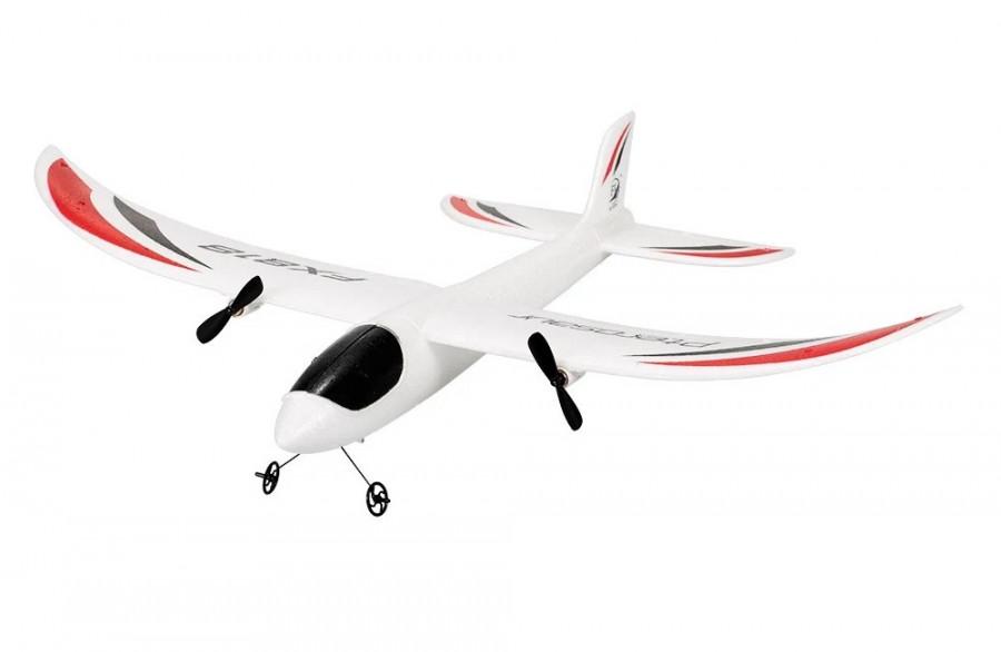 RC lietadlo na diaľkové ovládanie TPC Vetroň Fly Bear 2,4 GHz RTF - biely