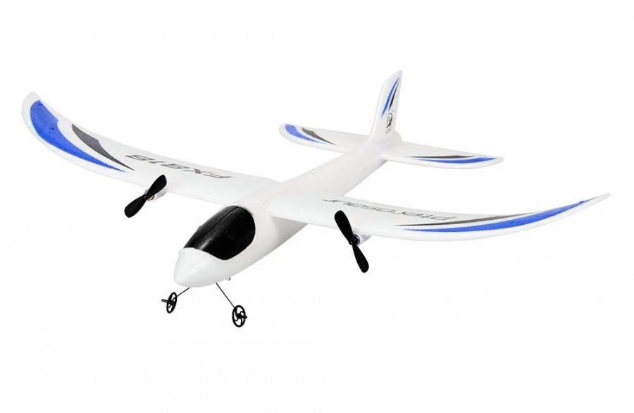 RC lietadlo na diaľkové ovládanie TPC Vetroň Fly Bear 2,4 GHz RTF - modrý