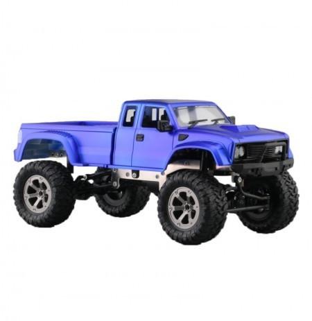 JJRC RC Terénne vozidlo Topacc 1:16 2,4 GHz modré