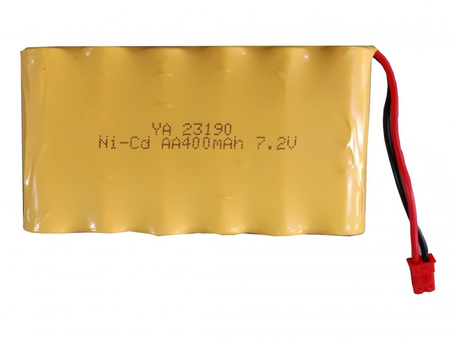 Batéria 400mAh 7.2 V Ni-Cd SM na H-Toys