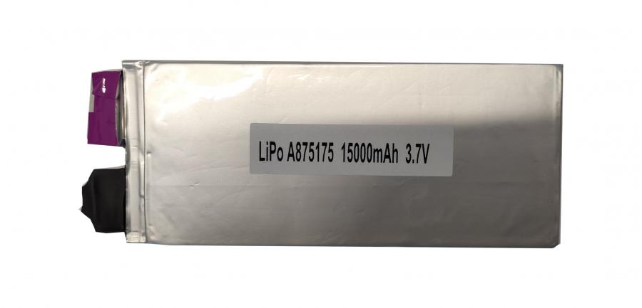 Akumulátor 15000mAh 3.7V LiPo
