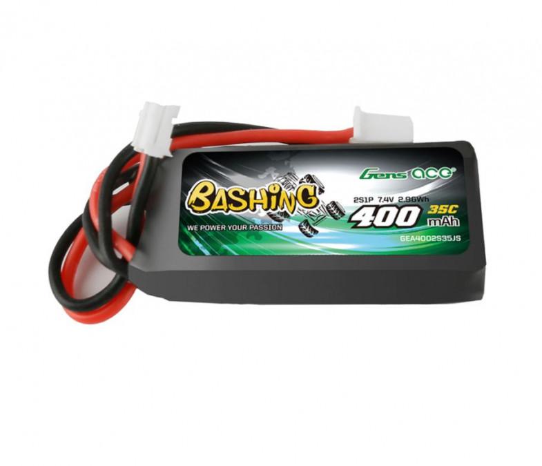 Batéria 400mAh 7.4 V 35C