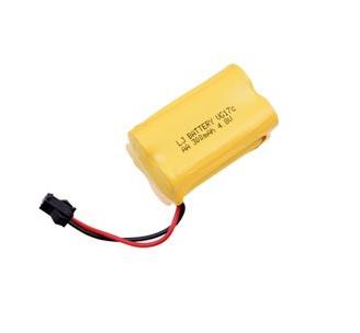 Batéria 300mAh 4,8V Ni-Cd, SM
