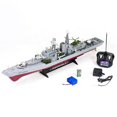 HT: Ruský torpédoborec na ovládanie Sowriemiennyj 956A (HT-2879A)